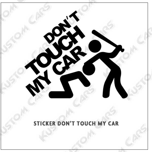 Touch-my-car