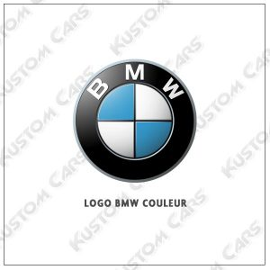 sticker logo bmw