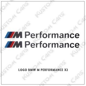 logo bmw m performance