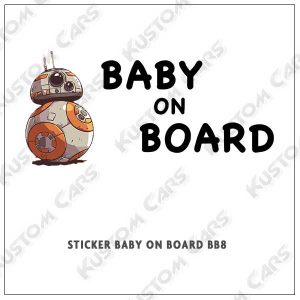 bb8 baby on board