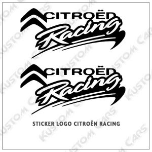 logo citroën racing