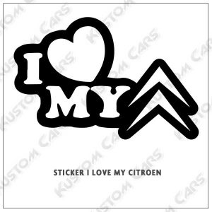 i love my citroen
