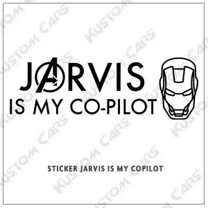 jarvis is my co-pilot