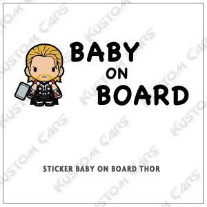 thor baby on board