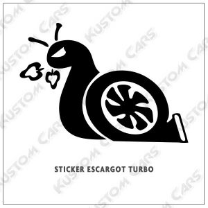escargot turbo