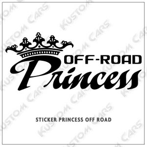 princess off road